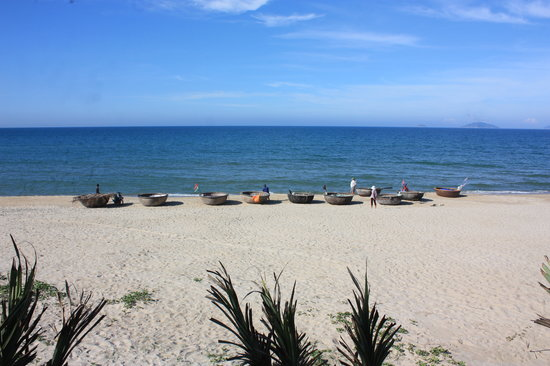 location photo direct link bang beach quang province