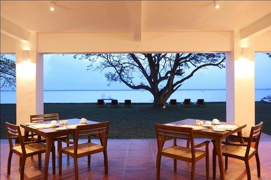 Jetwing Lagoon: Blue Lagoon restaurant
