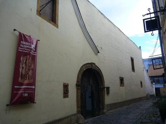 Margit Kovacs Ceramic Museum (Kovacs Margit Museum): 街の雰囲気に似合う素敵な美術館。