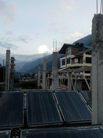 Hotel Mountain Face by Snow City Hotels : Second Floor View