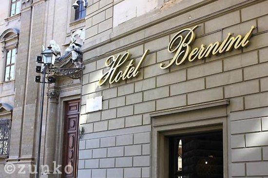 Bernini Palace Hotel: ホテルの外観