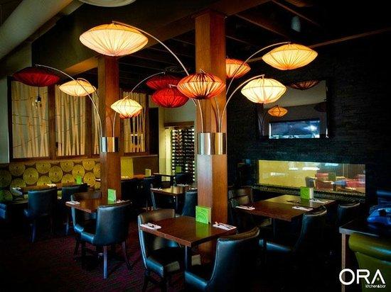 Ora Restaurant: Dining Room