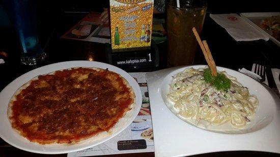Pisa Cafe