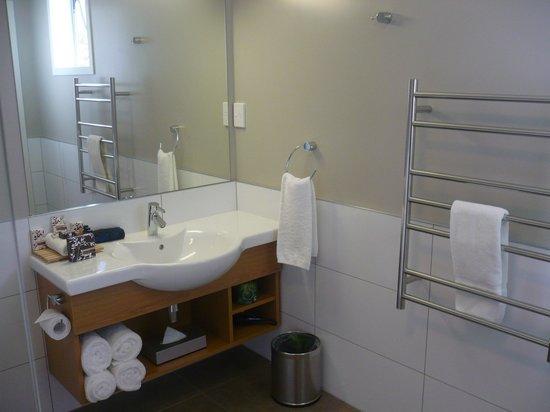 Argent Motor Lodge: Handbasin
