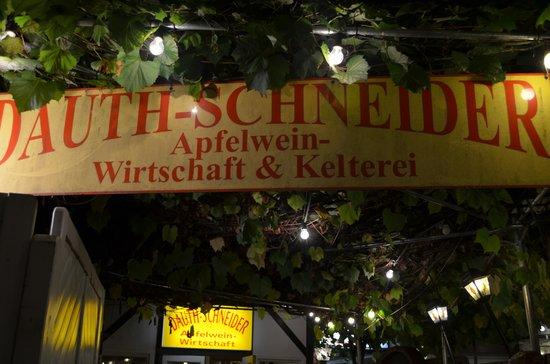 Dauth-Schneider : Great atmosphere