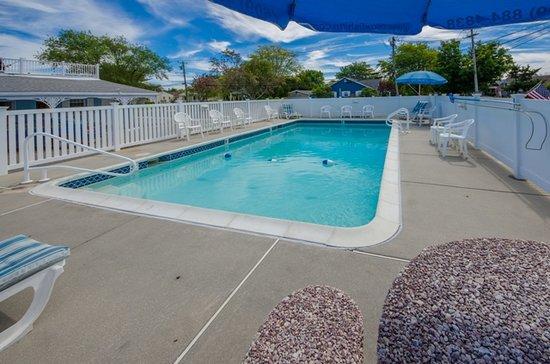Blue Fish Inn: Take a dip!