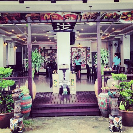 Issara Resort: narina kitchen