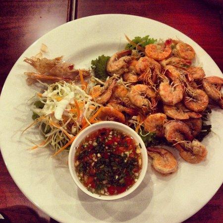 Issara Resort: sea food @ narina kitchen