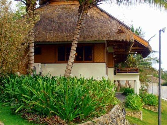 Eskaya Beach Resort & Spa: We stayed in this Balai Banai
