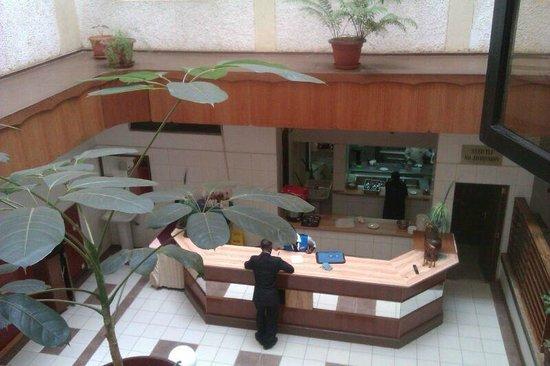 Cicada Hotel: Resturant