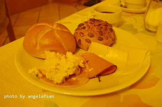 Hotel Christl Garni : Breakfast