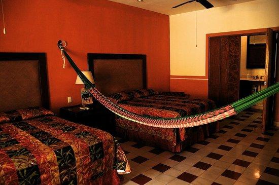 Luz En Yucatan: Room
