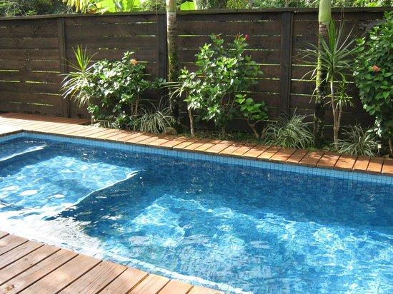 Sea Change Villas: Pool area