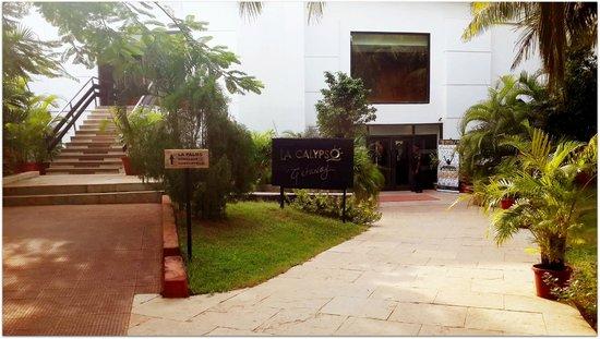 La Calypso Goa: LA CALYPSO