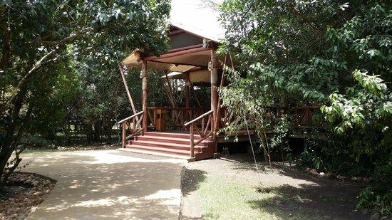 Neptune Mara Rianta Luxury Camp: Main Tent