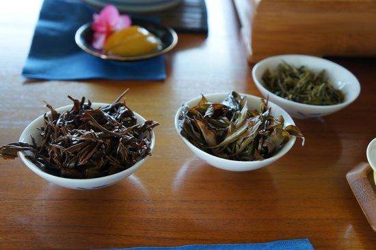 Onomea Tea Company: rolled tea