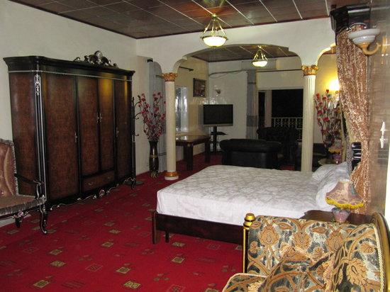 Maponge Palace Hotel: Suite