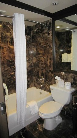 The Belvedere: Bathroom