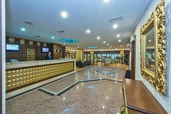 Dalan hotel stanbul t rkiye otel yorumlar ve fiyat for Dalan hotel