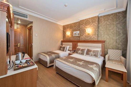 Dalan Hotel : ROOM