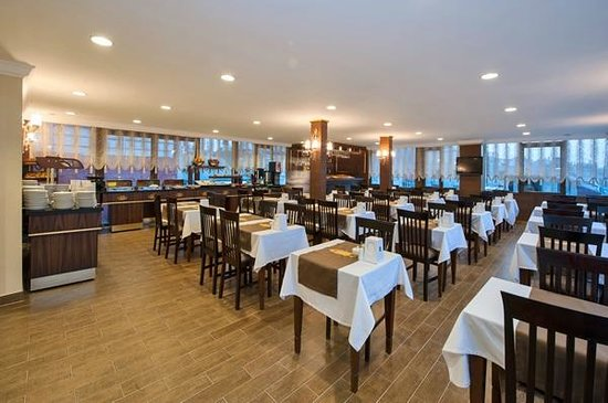 Dalan Hotel : RESTAURANT