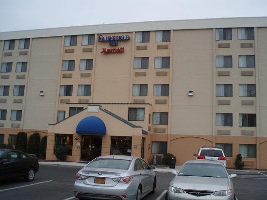 Fairfield Inn Boston Woburn/Burlington: Фасад отеля