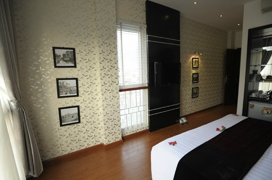 Hanoi Victory Hotel : Suite room