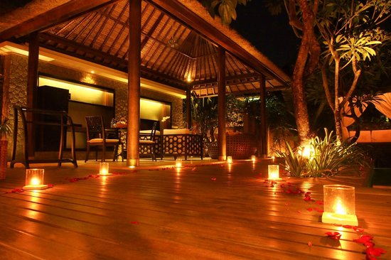 Amarterra Villas Bali Nusa Dua - MGallery Collection : special set up