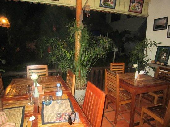 Kimly Lodge: Lodge Restaurant