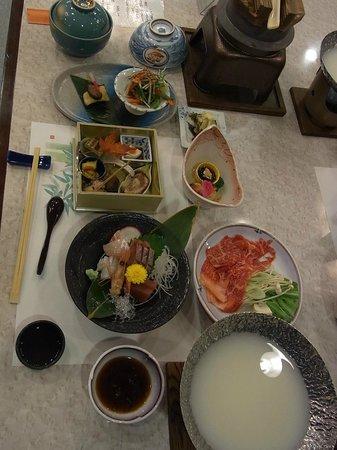 Yosanoso : 夕食