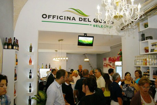 Officina del Gusto by Selectus