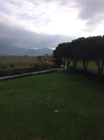 Cortona Resort - Le Terre dei Cavalieri: view from our room