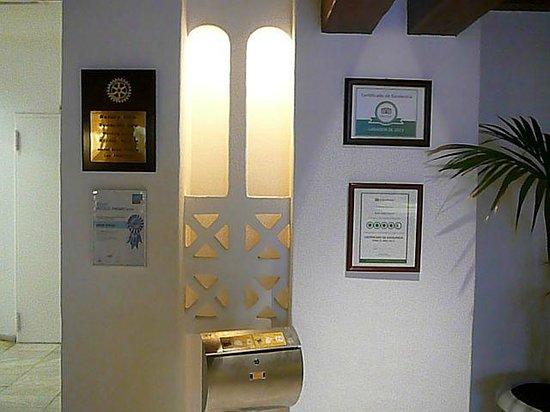 Hotel Jardin Tropical: Награды отеля