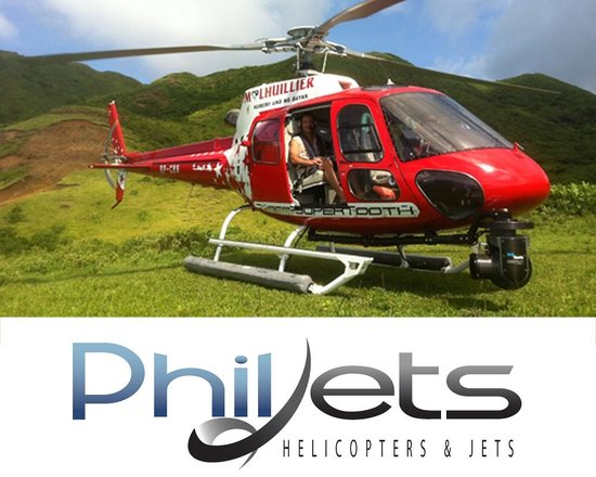 ‪PhilJets Helicopter Charter - Helicopter Tours & Sightseeing Philippines‬