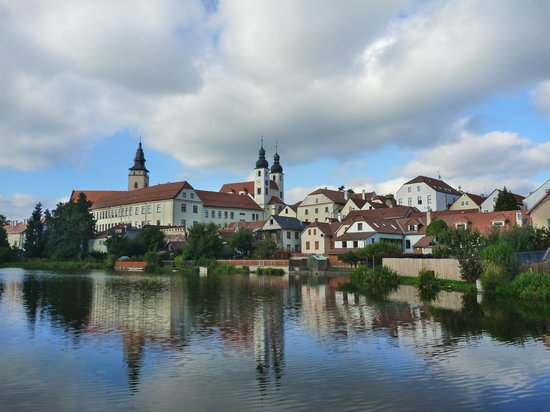 Historic Centre of Telc: ◇ テルチ・Telč ◇