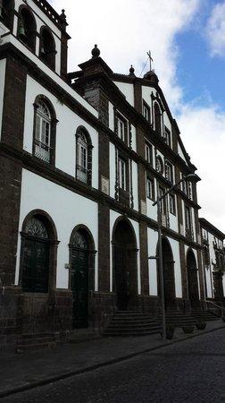 Igreja de Sao Jose: Igreja de São José, Ponta Delgada.