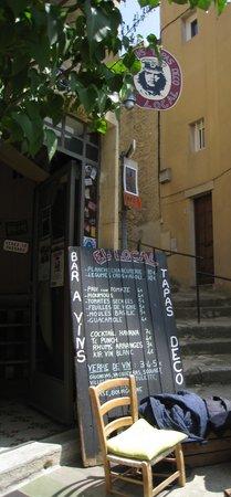 El Local Vaison la Romaine: El Lokal
