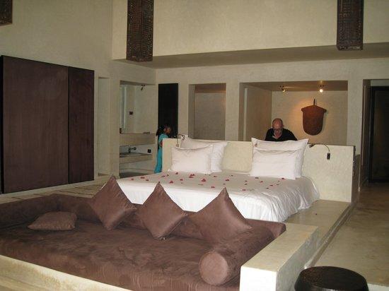 Hôtel Dar Sabra Marrakech : suite
