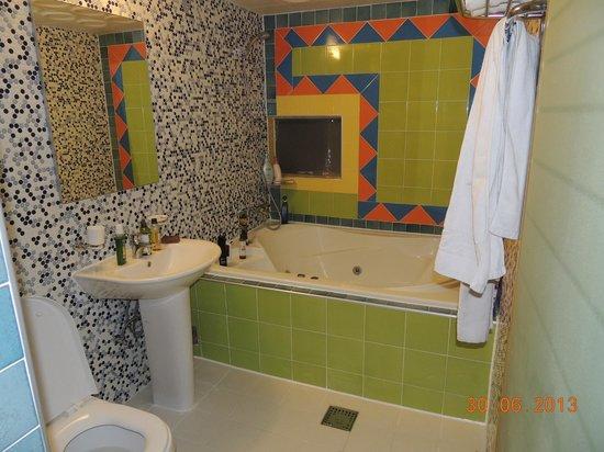 Hotel Mare Seoul: Ванная комната