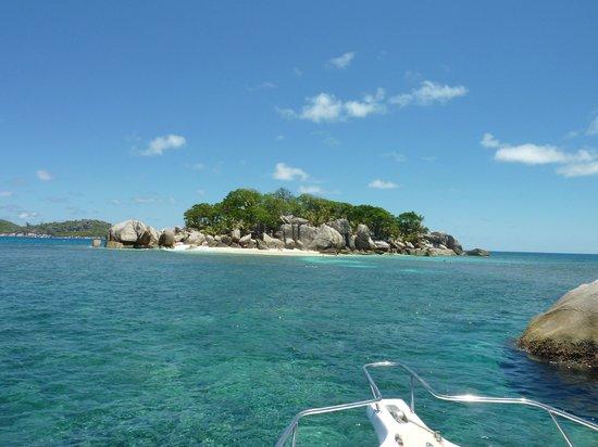 Chalets d'Anse Reunion : île coco