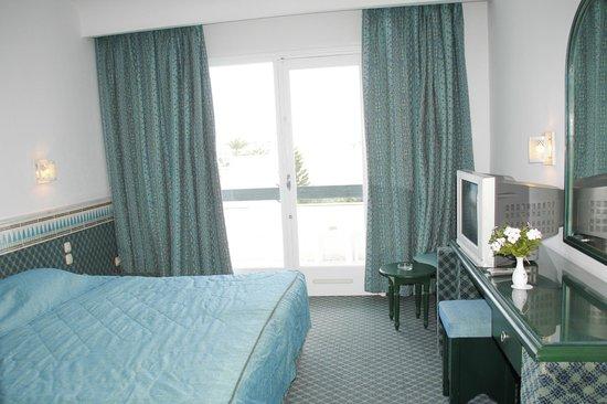 Jinene Beach & El Jinene: chambre