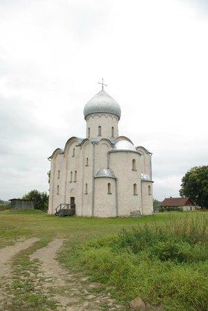 Saviour Church on Nereditsa: ц.Спаса на Нередице.  XII в.