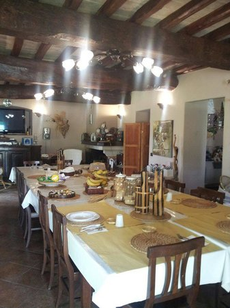 Agriturismo La Contea by Bice : Sala colazione
