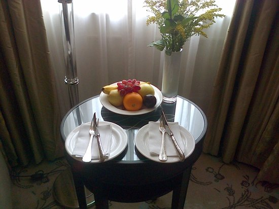 The Langham, London : Lovely touch