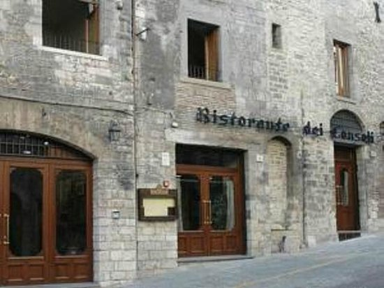 Hotel Dei Consoli : nel cuore del centro storico............