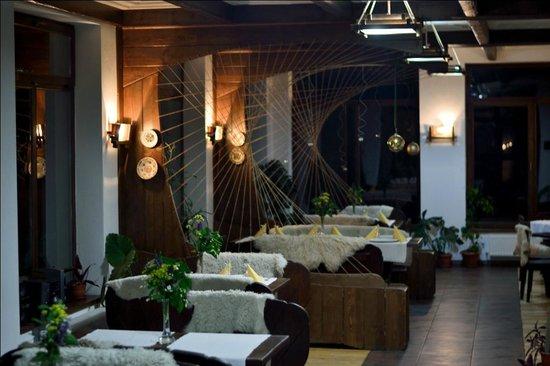 Pensiunea Andreea: Restaurant