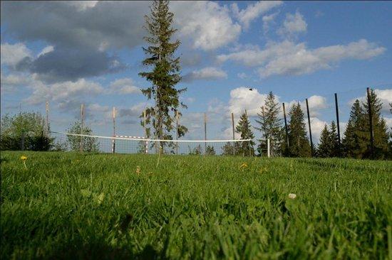 Pensiunea Andreea: Terenul de fotbal
