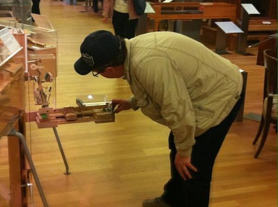 Technisches Museum: как работает оргАн