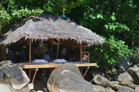 Viking Natures Resort: massage hut