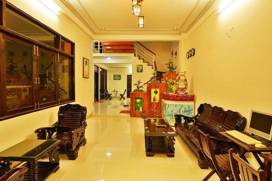 VIP Garden Homestay: Reception